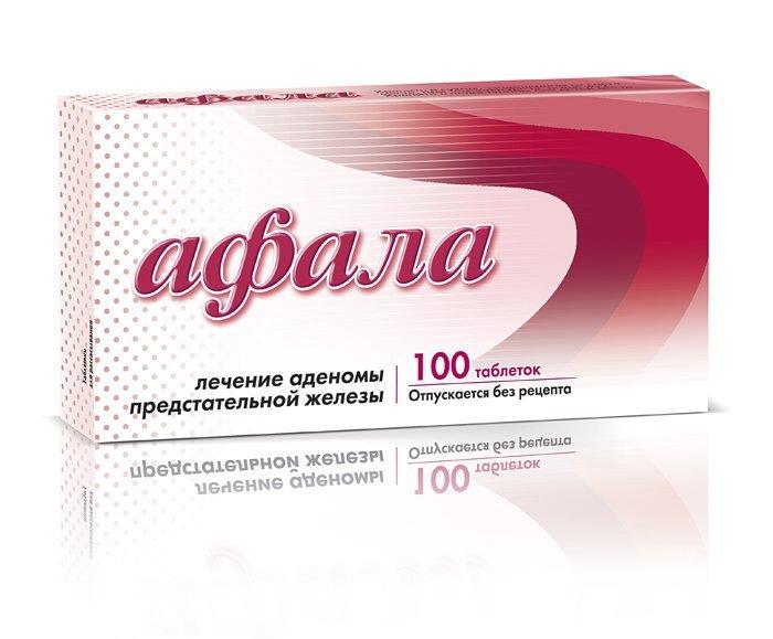 Препарат для лечения аденомы предстательной железы
