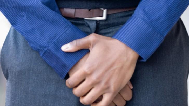 Руки и паховая область