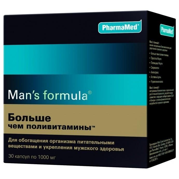 Витамины для мужчин Man's formula