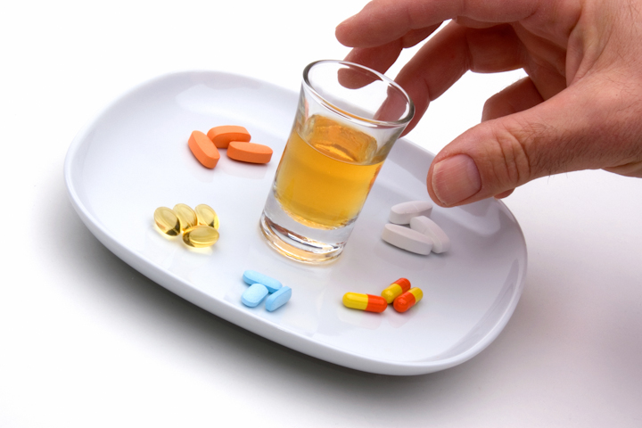 После принятия антибиотиков когда можно пить алкоголь