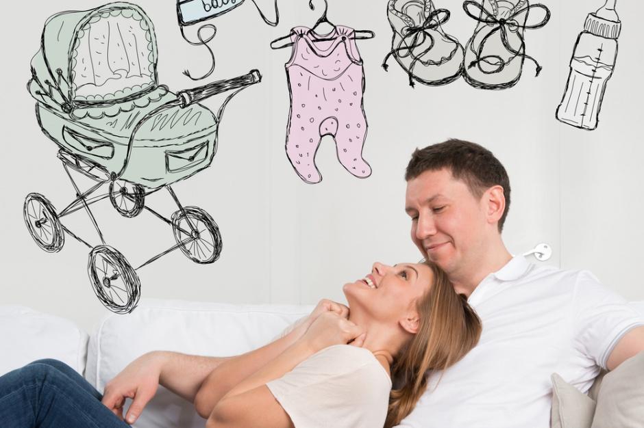 Супруги мечтают о ребенке