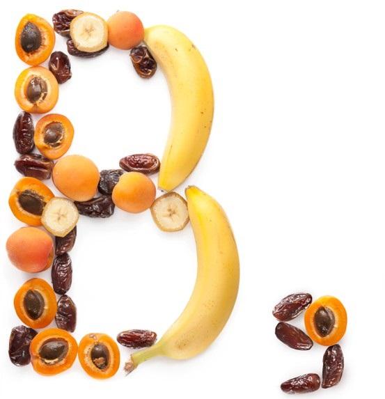 Витамин В9 из фруктов