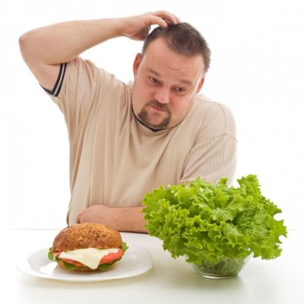 Здоровая и вредная пища