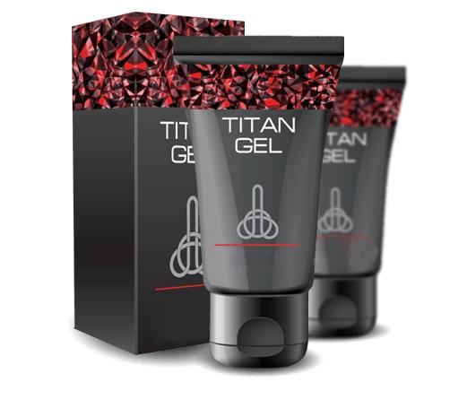 Titan gel для мужчин