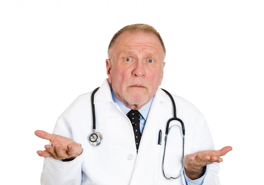 Озадаченный доктор