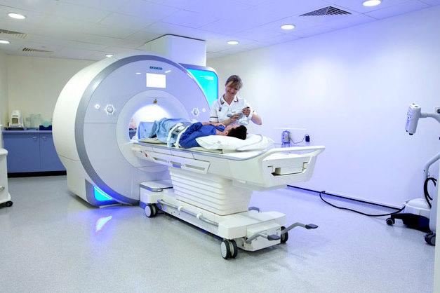 Проведение МРТ