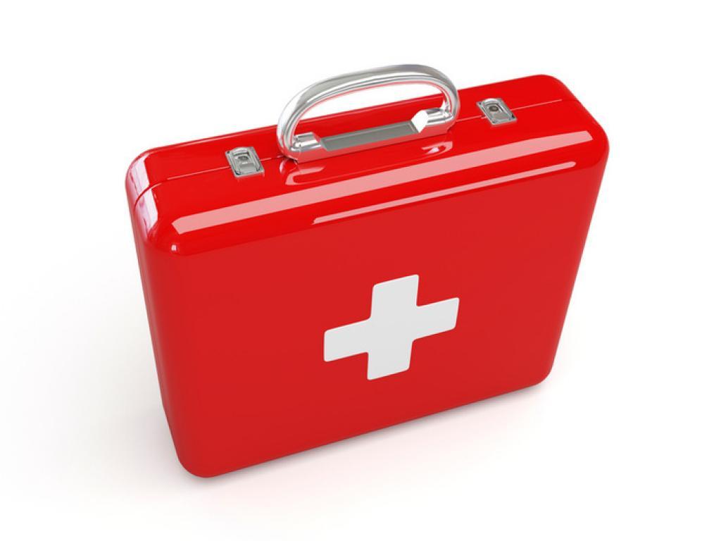 Чемодан скорой помощи