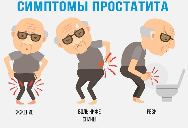 Простатит у пожилых