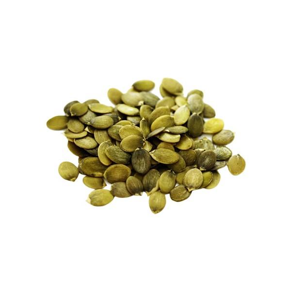 Неочищенные семена тыквы