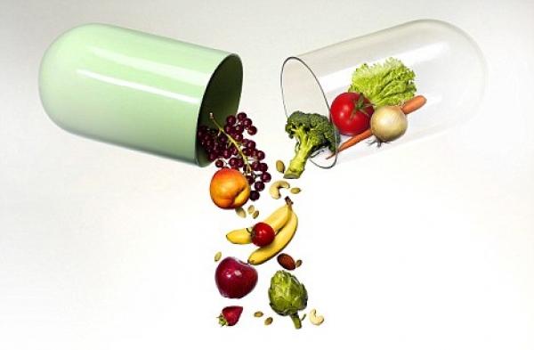 Фрукты и овощи из капсулы