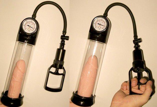 Преимущества и недостатки применения вакуумной помпы для увеличения пениса