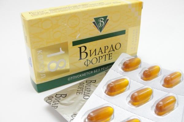 Упаковка препарата и блистер