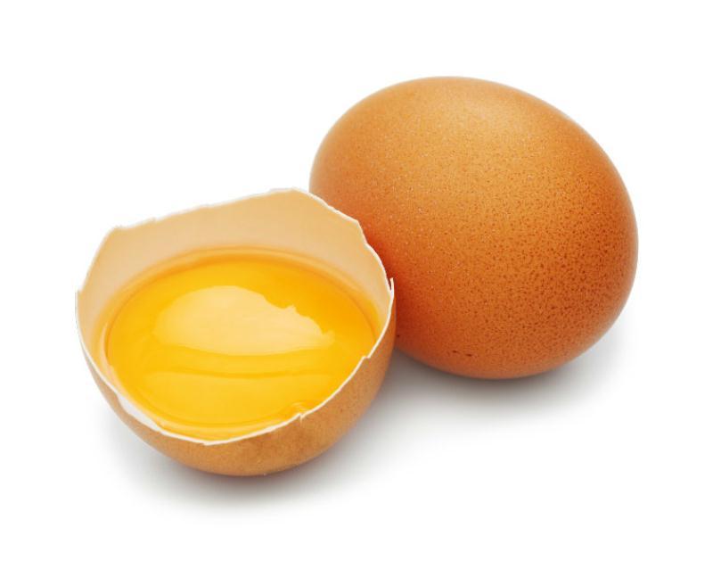 Целое и разбитое яйцо