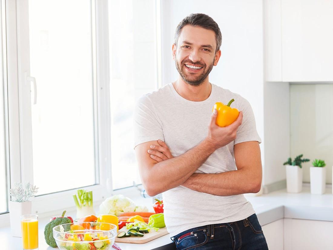 Здоровое Питание Для Похудения Мужчин. Правильное питание для мужчин: основные принципы, меню на неделю
